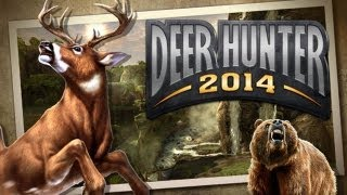 Deer Hunter 2014 - iPhone/iPod Touch/iPad - Gameplay HD