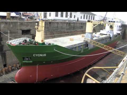 MEC SHIPYARDS VESSELS ATTENDED FEB-SEPT 2013