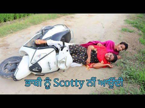Bhabi te Preety Dig Gaia Scotty toh...bht Satt bajji....