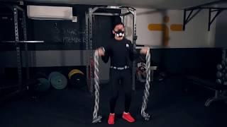 Aleksei Mirko   Strength & Conditioning Workout