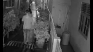 Aksi Pelecehan Seksual di Gang Cipinang Terekam CCTV