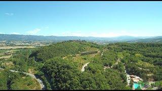 Camping Mugello Verde a San Piero a Sieve, provincia di Firenze, in Toscana