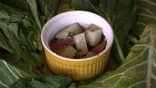 Potato Salad With Red Wine Vinegar, Olive Oil & Dill : Potato Salad Recipes