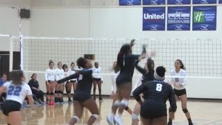 College Volleyball: Western Texas College at Vernon College- September 17, 2018