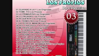 LOS ORIGINALES Y LOS PROPIOS DE COLECCION VOL 03