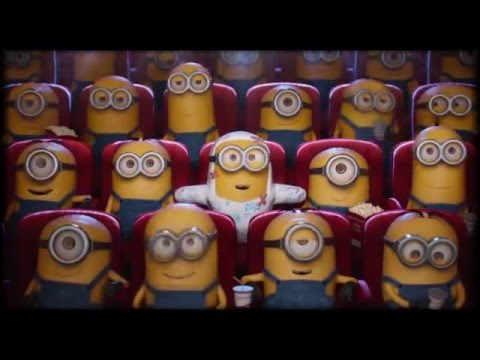 Minions Advertisement Clips