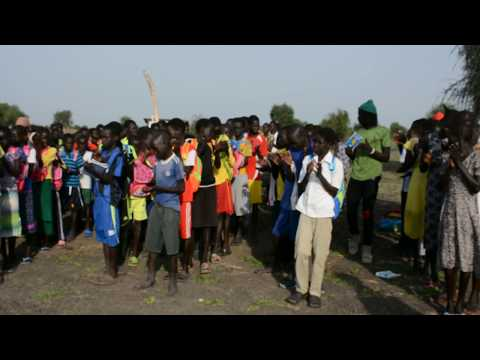 Sydsudan, Upper Nile, grundskole