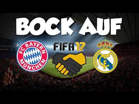 Teilweise nicht jugendfrei ⚽ BAYERN MÜNCHEN vs. REAL MADRID ⚽ FIFA 17 | Bock aufn Game?