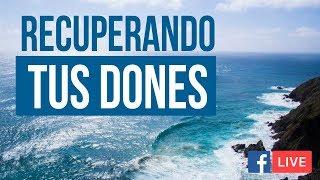 Recuperando tus DONES - Sesión de reconexión - Facebook Live - Ricardo Perret