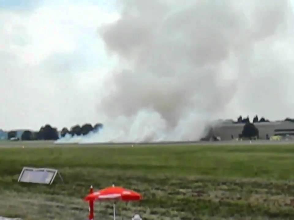 EuroFighter near CRASH - YouTube