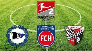2. Bundesliga Check 2017 | Arminia Bielefeld - 1. FC Heidenheim - FC Ingolstadt (Folge 5)