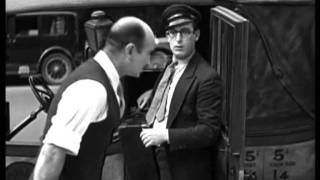 HAROLD LLOYD - Taxi experience in New York City