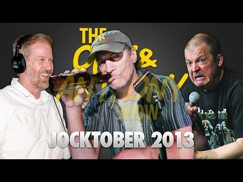Opie & Anthony: Jocktober - Terry Clifford, Prepburger (10/16/13)