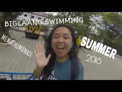 Vlog - Saniya Resort #BIGLAANGSWIMMING