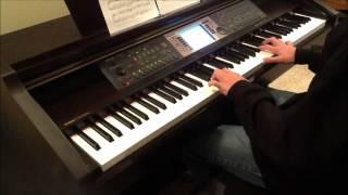 Gentle Jena [Magome Togoshi - Planetarian: Chiisana Hoshi no Yume] HD Piano Cover
