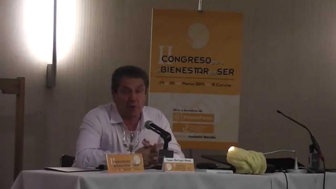 """Joan Antoni Melé """"De la Economía del tener a la Economía del Ser"""""""