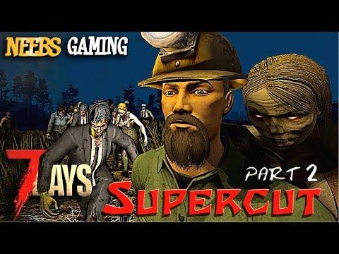 7 Days To Die Episodes 27 - 53 (Part 2) Cinematic Gameplay Series