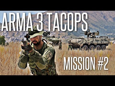 MULTIPLE PERSPECTIVES - ArmA 3 TacOps DLC Mission #2