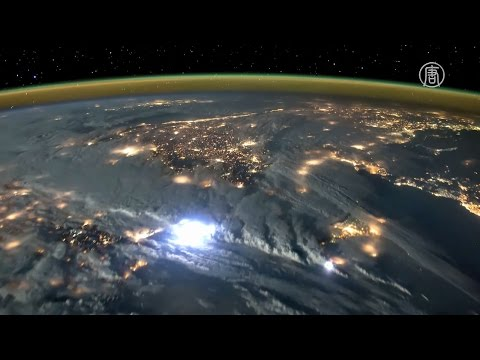 Видео из космоса: