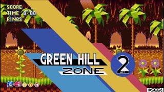 Sonic Mania Plus: encore Greenhill Zone Act 2*