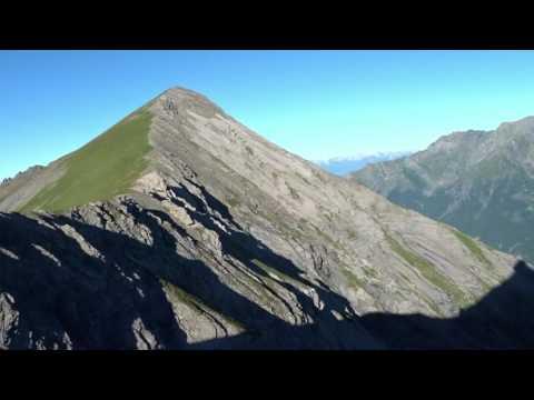 Les Ecrins : Sommet Est du Signal du Lauvitel 2883m (Village de Valsenestre) 07 2016