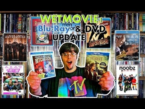 My Blu-Ray Collection Update 3/17/13 Blu ray and Dvd Movie Reviews