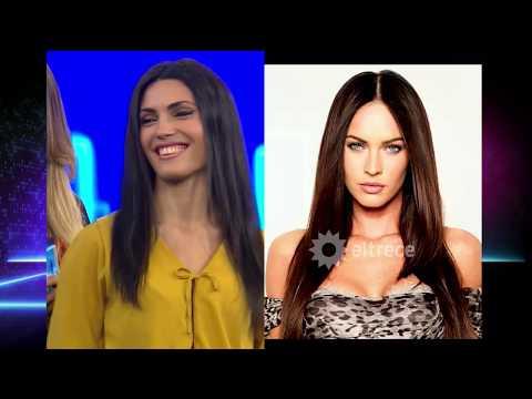 La doble de Megan Fox impactó con su belleza nacional