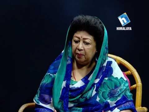 Guest In Town With Mala Rajya Laxmi Shah (  MP, Bharatiya Janata Party )