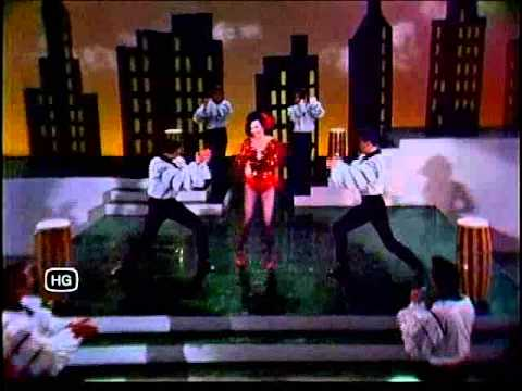 Ann Miller 'She's Latin from Manhattan'
