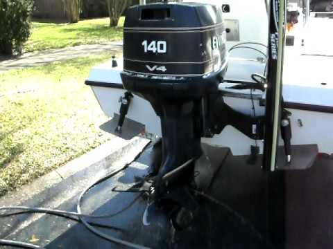 johnson 90 hp v4 outboard manual