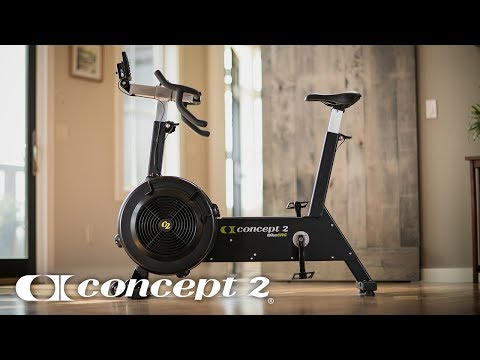 Exercise Bike - Stationary Bike - BikeErg | Concept2