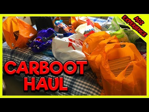 carboot-sale-haul-to-resell-on-ebay-uk-2019