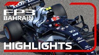 FP3 Highlights: 2021 Bahrain Grand Prix