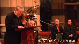 Transhumanism - Science Week @ the Cathedral - Randal Koene, Stephen Ames, Mike Arnold