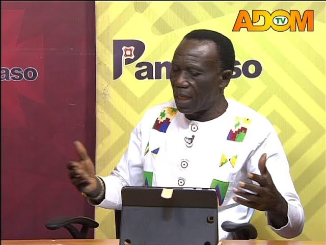 Relevance of Christmas Celebration - Pampaso on Adom TV (25-12-18)