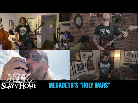 "MASTODON + REVOCATION + DETHKLOK Covers Megadeth's ""Holy Wars""
