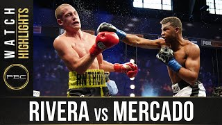 Rivera vs Mercado HIGHLIGHTS: February 27, 2021 | PBC on FOX