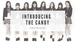 Lovelyz - Introducing the Candy (Intro.)