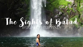 Batad Town & Hike to Tappiya Falls ➳ Cat'elle: My Wanderlust Diary