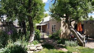 Historic Territorial-Style Adobe for Sale in Ranchos de Taos