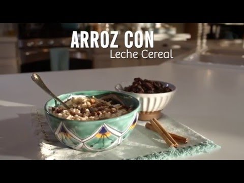 Arroz con Leche Cereal Bowl