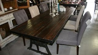 Reclaimed Wood Dining Table~Reclaimed Wood Dining Table And Chairs