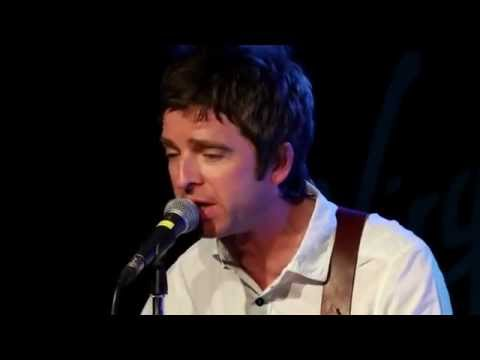 Noel Gallagher - D'yer wanna be a spaceman (acoustic)