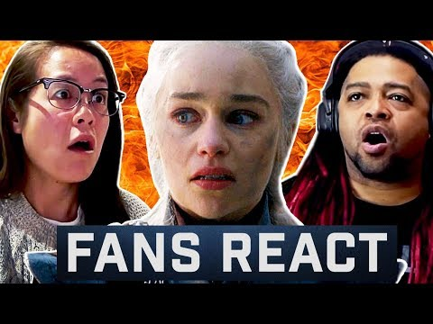 """Fans React to Game of Thrones Season 8 Episode 5: """"The Bells"""""""