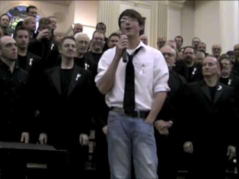 Atlanta chorus gay man