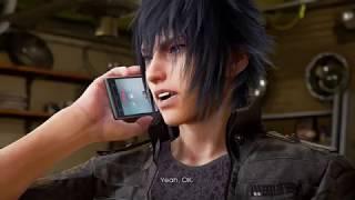 Tekken 7 - Noctis Lucis Caelum Reveal Trailer | Ps4, Xb1, Pc