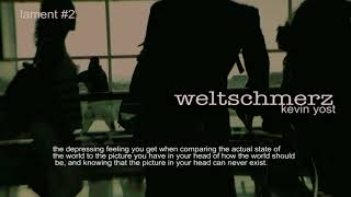 Weltschmerz  Lament 2  Kevin Yost @ www.OfficialVideos.Net