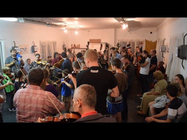 Métatábor 2018 - Kuczera Barbara hegedűsei - Somogyi összehúzás/2