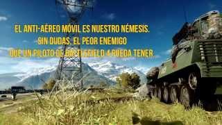 Battlefield 4 | GUÍA: ¿Cómo Destruir Un Anti-aéreo Móvil Fácilmente? (Caza De Ataque/JDAMs Gameplay)