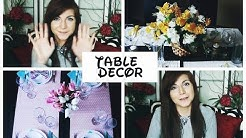 Как да подредим масата? | How to arrange the table?